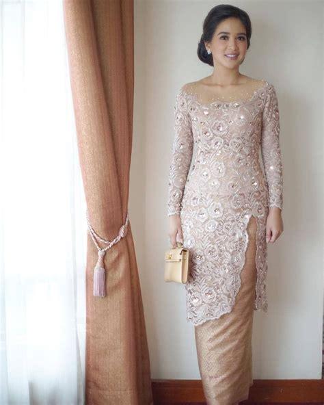 pin  nuna jafrie  kebaya   kebaya dress