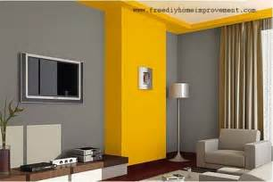 home interior painting ideas combinations interior wall paint and color scheme ideas diy home improvement tips ideas guide
