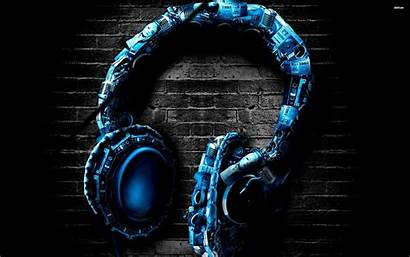 Headphones Awesome Wallpapers Abstract