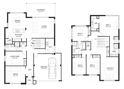 2 house plans with basement two house plans with daylight basement garage on