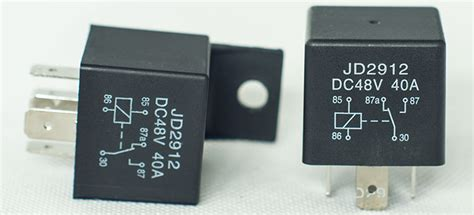 Bosch Type Automotive Dc Relay Jd2912