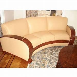 mobilier art deco meubles sur mesure hifigeny With tapis de course avec paris canapé