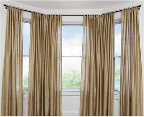curtains curtain rods for bay windows decor bay window rods curtain rods for corner windows curtains for bay windows bay window curtains modern