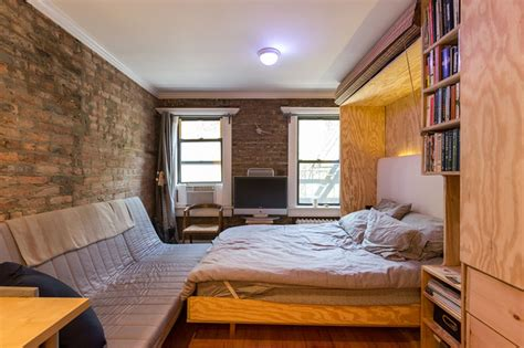 Tiny Apartments : New York City Micro-apartments That Bolster The Tiny