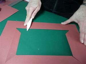 Passe Partout Encadrement : encadrement le biseau romantique l 39 atelier canson ~ Melissatoandfro.com Idées de Décoration