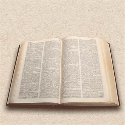 Animated Books Reading Pages Bible Gifs Giphy