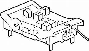 Chevrolet Tahoe Junction Block  Engine Compartment