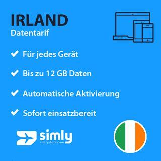 Sim Karte Irland