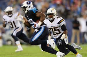 Chargers Drop Preseason Opener 27-10 In Tennessee