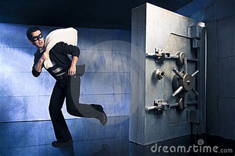 thief running   money stock images image
