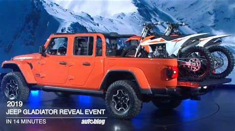 2020 Jeep Gladiator Aftermarket Parts by Jeep Gladiator Gets An Array Of Mopar Accessories Right