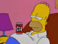gif find on giphy homer duff gif find on giphy Homer