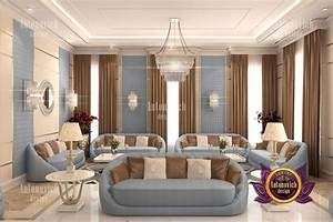 Living, Room, Interior, Usa