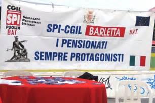 Sede Cgil by Spi Cgil Una Nuova Sede Per I Pensionati A Barletta