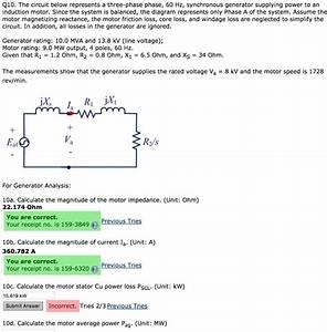 3 Phase Motor Power Calculation Formula