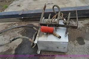 Pto Wet Kit With Pump
