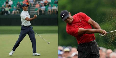 Tiger Woods wins First Masters Tournament since 2005 ...