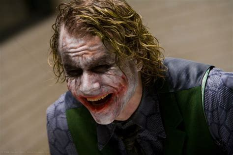 Heath Ledger Wanted Christian Bale Punch Him For Real