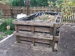Hochbeet aus euro paletten garten ideen zum nachmachen for Garten planen mit balkon zum wintergarten