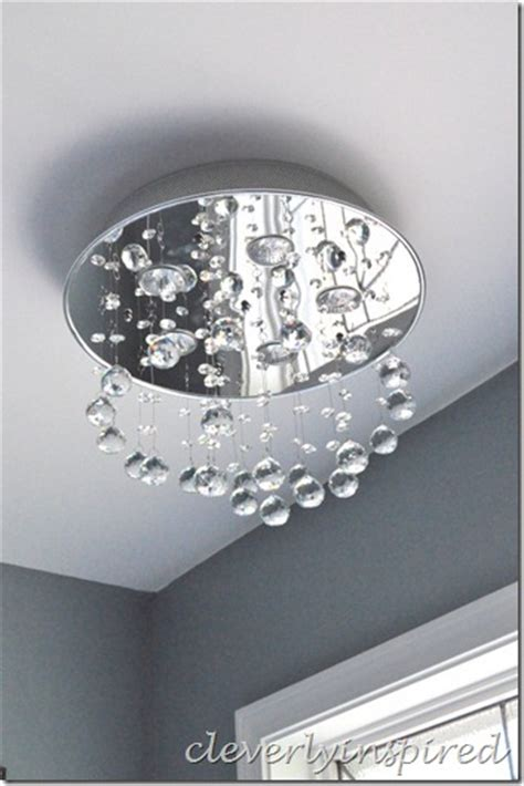 how to replace a recessed light with a ceiling light