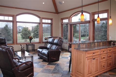 Inviting Sunroom Addition   Bartelt. The Remodeling Resource