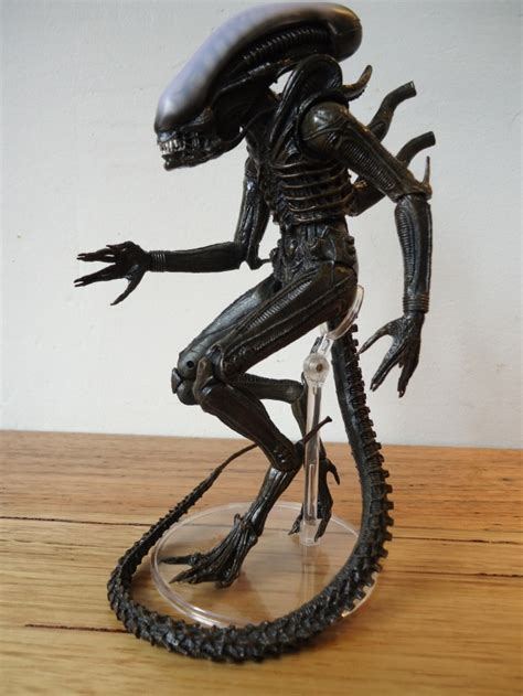 neca alien series  alien isolation xenomorph review