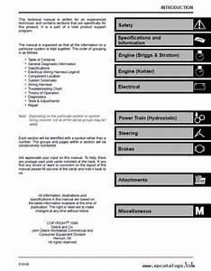 John Deere Sabre Parts Manual