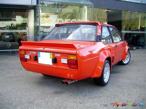 Fiat 131 Abarth For Sale by 1976 Fiat 131 Abarth Classic Italian Cars For Sale