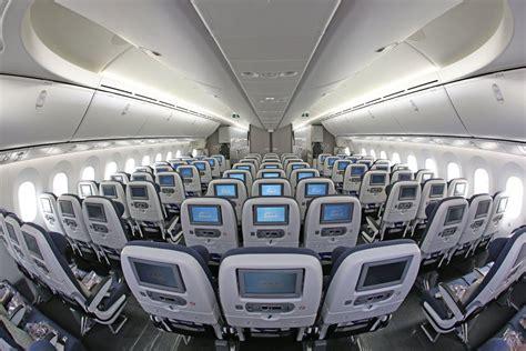 interior  world traveller cabin british airways