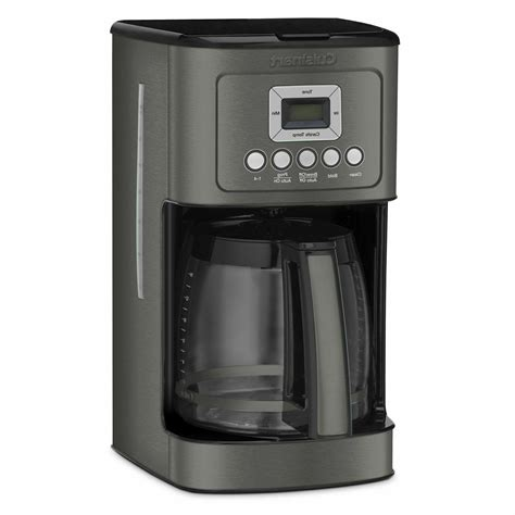 Click on an alphabet below to see the full list of models starting with that letter NEW! Cuisinart DCC-3200BKS Perfectemp Coffee Maker, Black Stainless