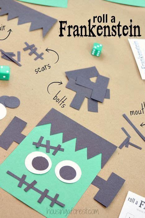 best 25 frankenstein craft ideas on preschool 826   a802ff72d19752331d16c33d1d6e7c87 halloween games for kids preschool halloween