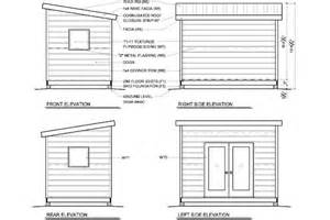 free office shed plans