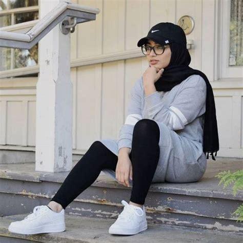 Hijab Outfits For The Gym Hijab Fashion Muslim Fashion Fashion