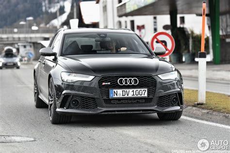 Audi RS6 Avant C7 2015  14 February 2016 Autogespot