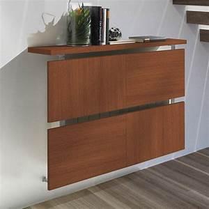 Tablette à Poser Sur Radiateur : cache radiateur design faites fondre le chauffage dans la ~ Premium-room.com Idées de Décoration