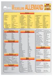 vocabulaire cuisine allemand vocabulaire allemand eska