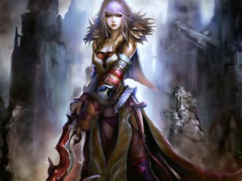 fantasy women warrior woman wallpaper