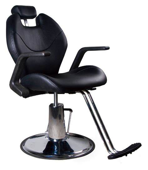 Reclining Salon Chair With Headrest by Styling Chair