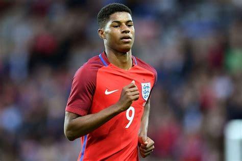 Marcus Rashford must start for England not Wayne Rooney ...