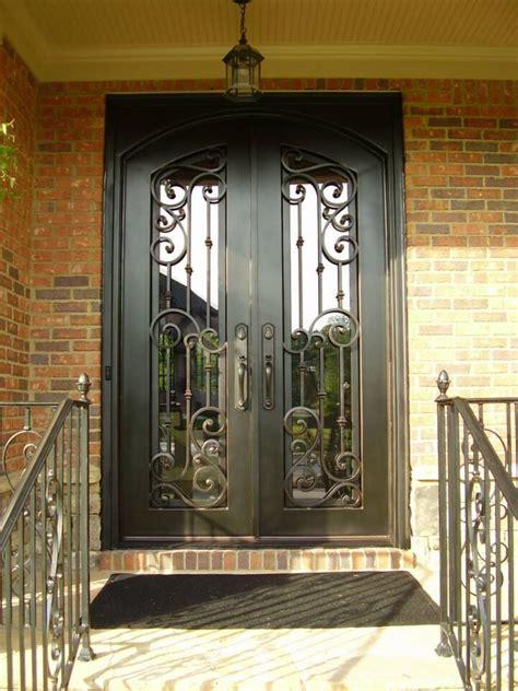 custom iron doors iron entry doors atlanta iron doors