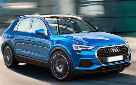 2019 Audi Q3 Officially Teased Will Launch In India Soon