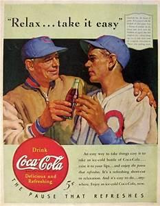 50 Incredible Vintage Baseball Advertisements