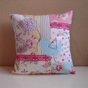 Roxy, Creations, More, Patchwork, Cushions