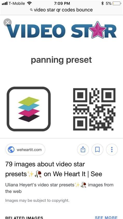 credit videostarpresets videostar presets