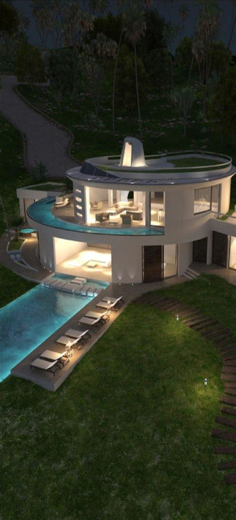 Modern Architecture And Beautiful House Designs From