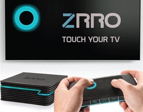 Android Consol by Zrro Android Console And Touchpad Controller Unveiled