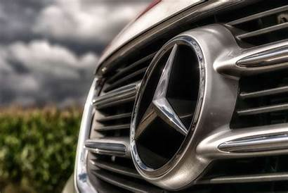 Benz Grill Brand Chrome Vehicle Insignia Grille