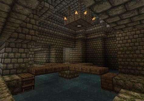 sewer dungeon   minecraft map