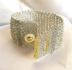Wire Crochet Jewelry Free Patterns