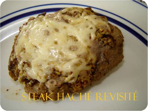 steak hach 233 revisit 233 un peu de r 234 ve dans ma cuisine